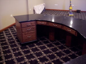 Custom Commercial Woodworking