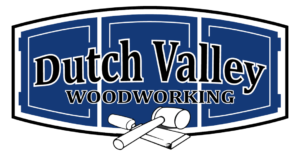 dutch valley woodworking logo